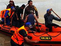 Banjir Di Pangkep Menelan Satu Korban Jiwa, Ahmad Tewas Terseret Arus Banjir