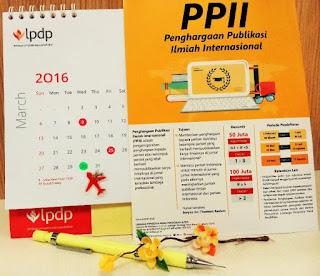 penghargaan publikasi ilmiah internasional ppii peneliti dari lpdp