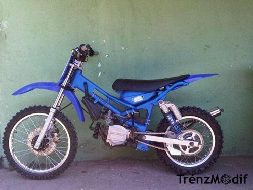TrenzModif  Modifikasi Motor