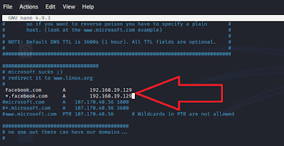 How To Perform A Man-In-The-Middle(MITM) Attack Using Ettercap in Kali LInux