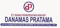 Lowongan Kerja Account Officer Funding Officer Kasir Di PT BPR Danamas Pratama Klaten