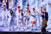 Gagah Saat Pembukaan, Kontingen Indonesia Siap Bertarung di Olimpiade Tokyo