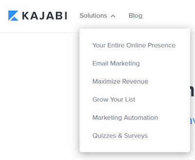 Kajabi services