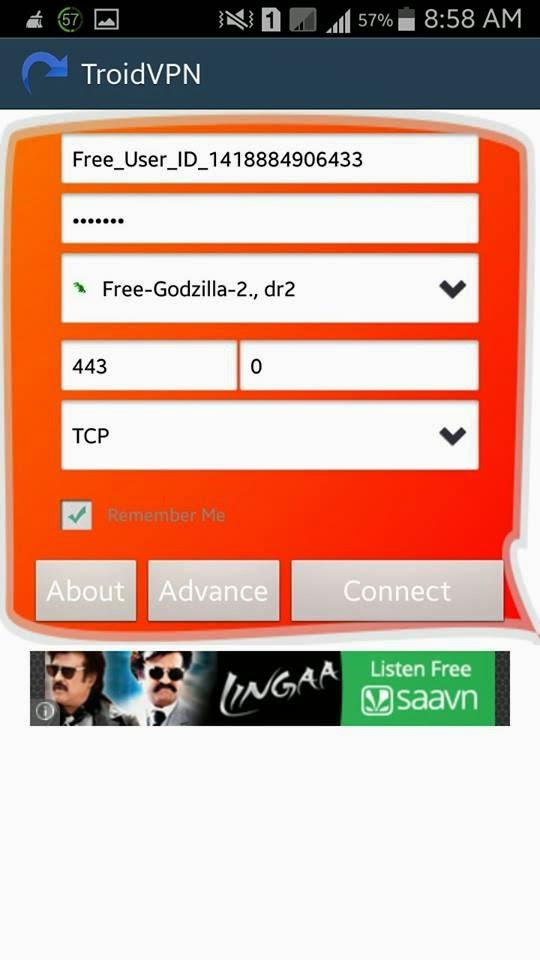 Vpn pour accès internet gratuit moov du togo