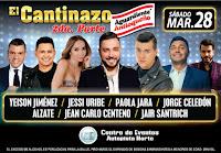 El SUPER CANTINAZO 2 en Bogotá 2020