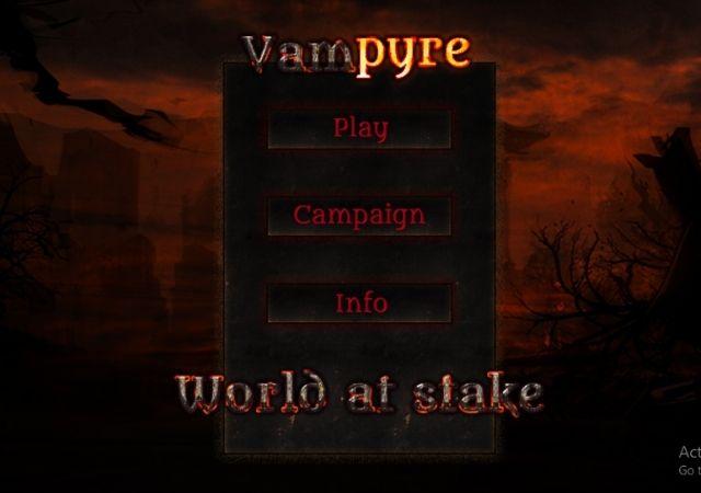 Vampyre: World at stake game - 100% free online game - ioo