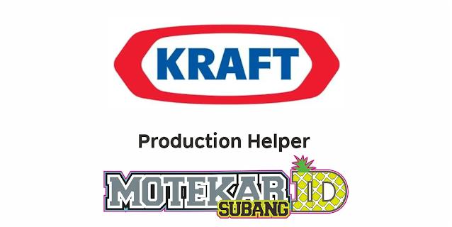 Lowongan Kerja PT Kraft Ultrajaya Indonesia Februari 2021 - Motekar Subang