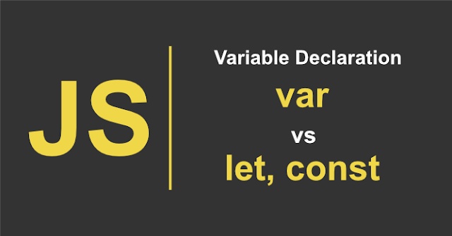 JavaScript: var, let and const- should you stop using var?