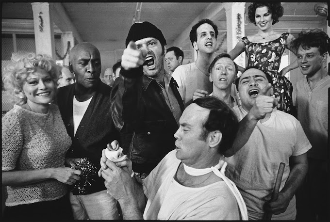 One Flew Over Cuckoo's Nest - Movie Review