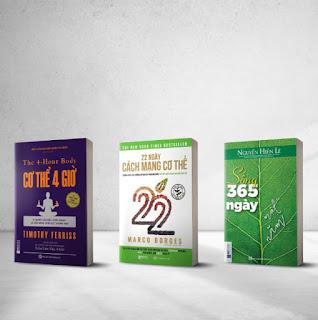 Top 3 cuốn sách về sức khỏe giúp bạn xây dựng một lối sống lành mạnh ebook PDF-EPUB-AWZ3-PRC-MOBI