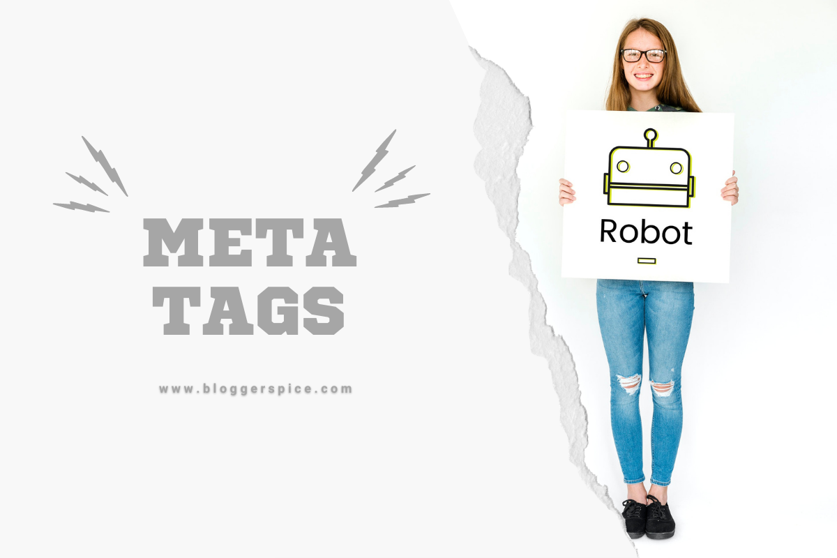 """How to add a """"noindex"""" and/or a """"nofollow"""" meta tag on Blogger Theme"""