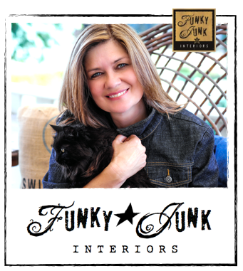 About Funky Junk Interiors - Donna