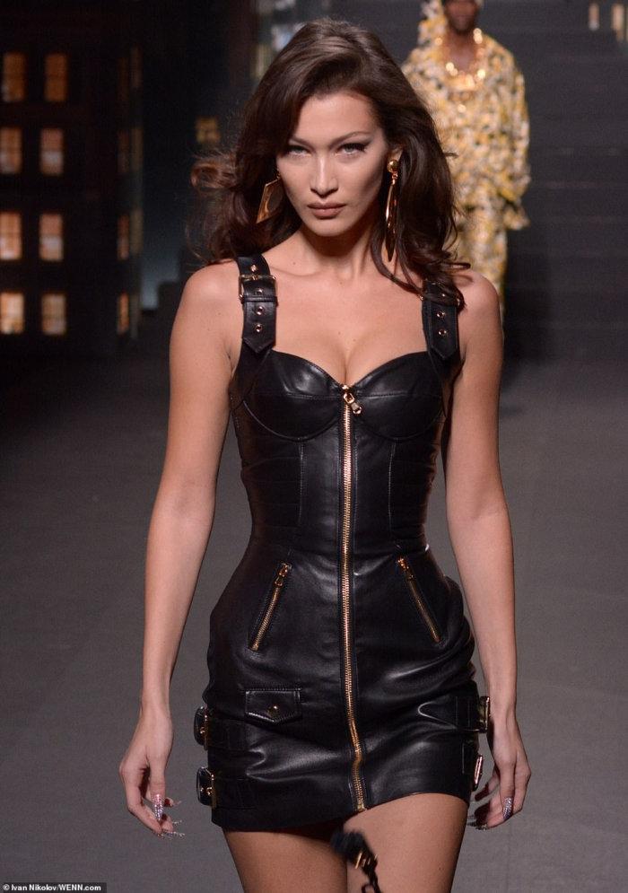 Bella Hadid Looks So Sexy