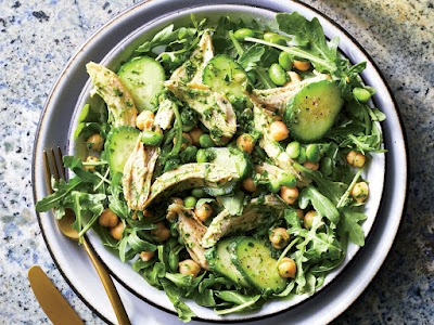 وجبة صيفية تستطيع تحضيرها في 5 دقائق