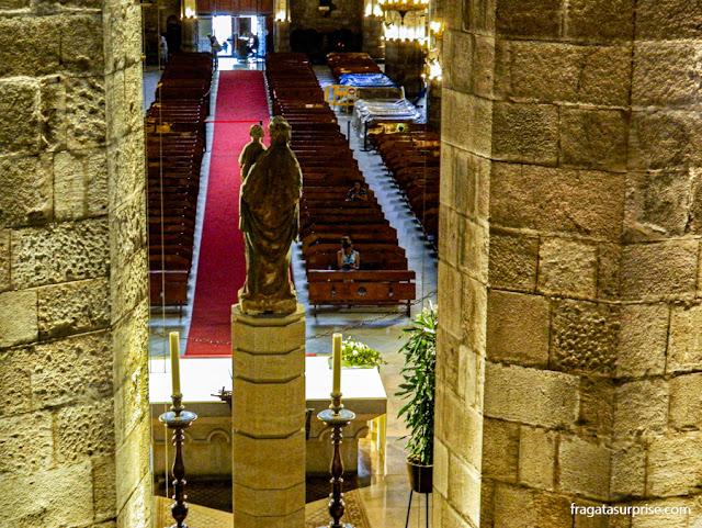 Altar da Igreja de Santa Maria del Mar
