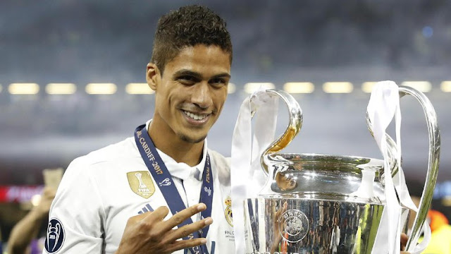 Varane Belum Puas Dengan Tiga Gelar Liga Champions