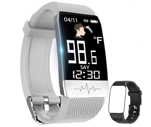 Maxte Smart Watch with Body Temperature Thermometer