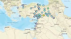 زلزال تركيا :هزات أرضية في العديد من الدول العربية