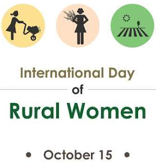 International Day of Rural Women 15 October 2019