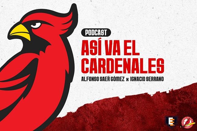 PODCAST Así va el Cardenales. Análisis tras cada encuentro del Cardenales de Lara con Alfonso Saer Gómez e Ignacio Serrano.