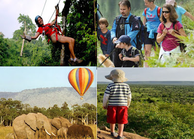 Tips for traveling with children in Uganda for a holiday/vacation.