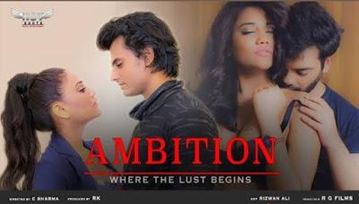 Ambition Short Film Wiki Hostshots
