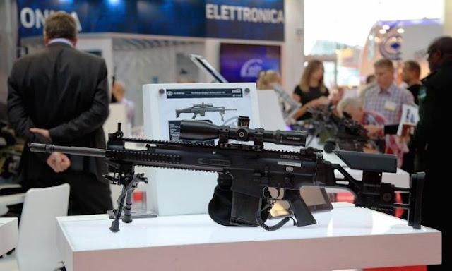 Pameran FN SCAR-H TPR