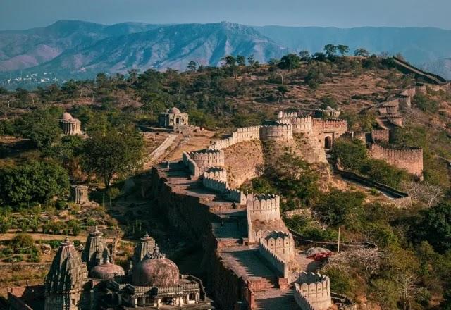 History of Kumbhalgarh fort in Hindi