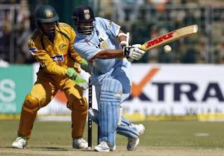 India vs Australia 4th ODI 2007 Highlights