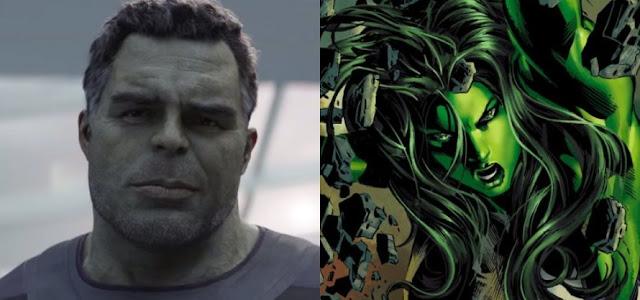 Mark Ruffalo reage à escalação de Tatiana Maslany como 'She-Hulk'