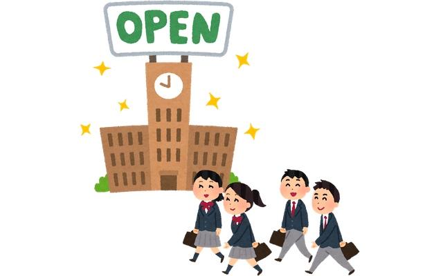 令和元年度 八戸市内の高校・八戸高専の体験入学スケジュール