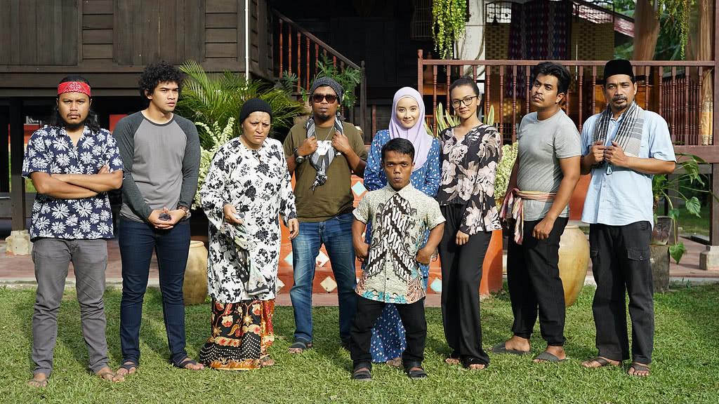 Pelakon Busut Bonang