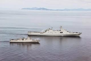 Kapal Perang Indonesia - China