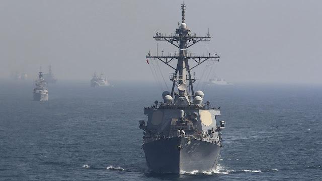 Rusia Peringatkan Amerika: Demi Kebaikan, Menjauhlah dari Laut Hitam