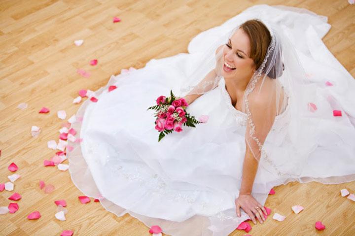Siz evlenirken güzelleşin