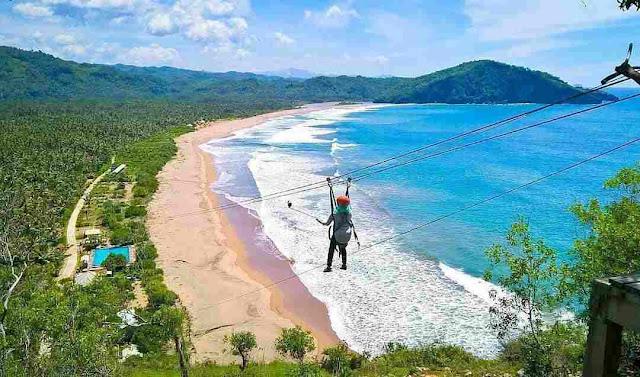 Pantai Taman Pacitan: Lokasi, Rute, dan Harga Tiket