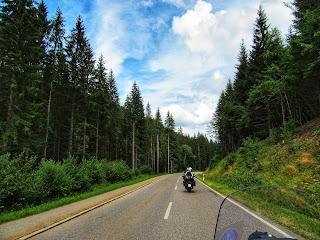viaggi in moto africa twin