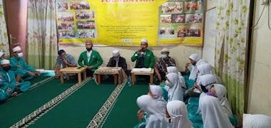 Adakan Santunan Yatim dan Dhuafa, Bentuk Pengabdian Mahasiswa Manajemen Dakwah terhadap Masyarakat