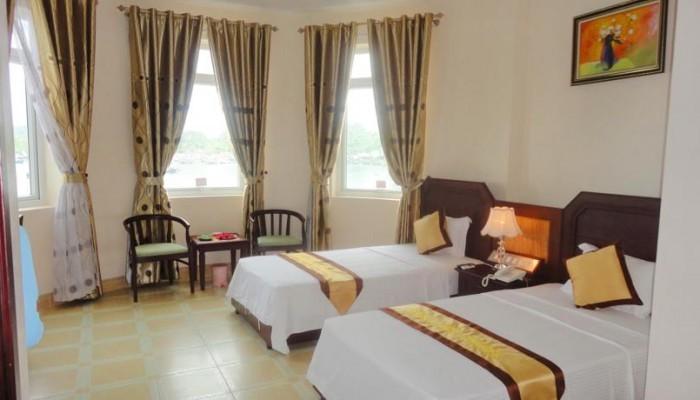 Hung Long Harbour Hotel - các khách sản tốt ở Cát Bà