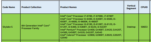 Querying PCs by CPU Generation in SCCM | Man/Machine Animosity