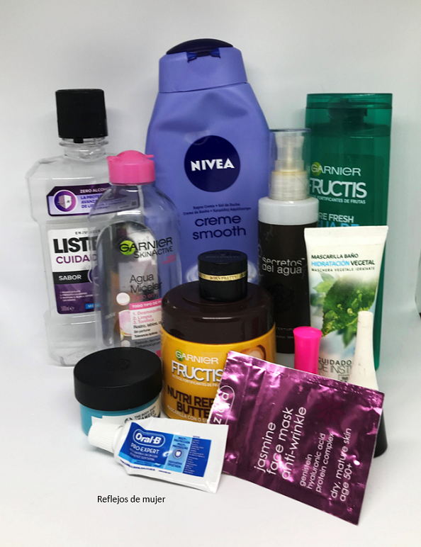 Productos terminados noviembre 2019