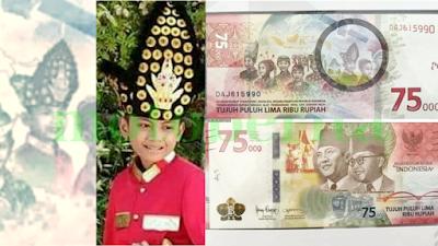 gambar topi tana tidung yang dipakai nizam pada mata uang baru mirip topi china
