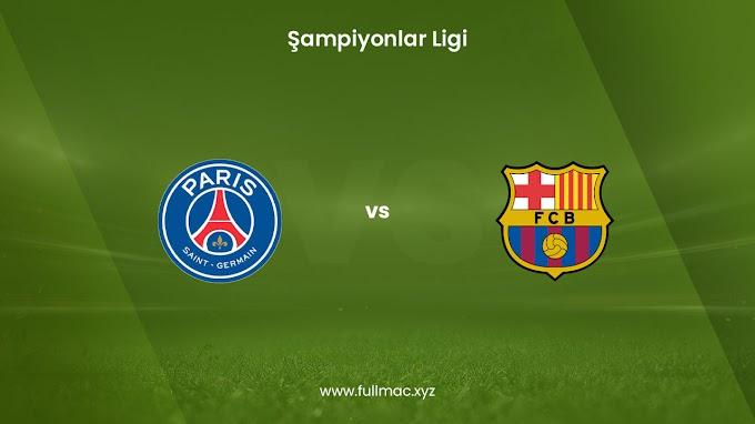 PSG - Barcelona | 10.03.2021 | Full HD izle