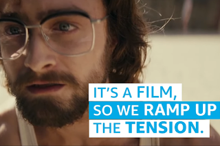 Escape from Pretoria: Behind the scenes with Daniel Radcliffe