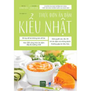 Thực Đơn Ăn Dặm Kiểu Nhật ebook PDF EPUB AWZ3 PRC MOBI
