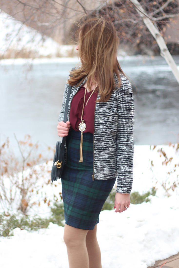 Plaid & Tweed