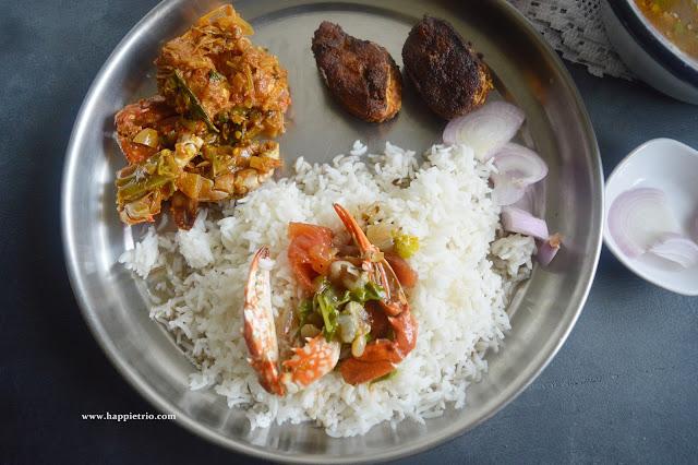 Nandu Rasam | Crab Rasam | Crab Soup