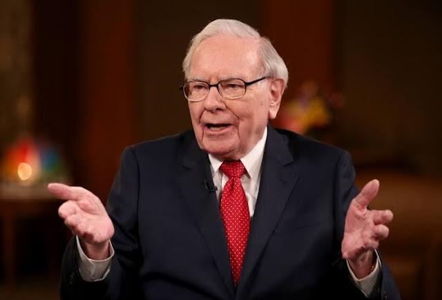 Top Richest People - Warren Buffet
