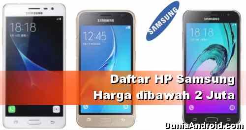 HP Samsung Galaxy Harga dibawah 2 Juta