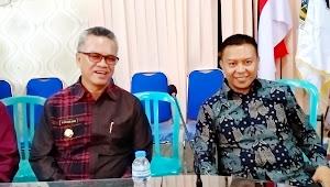 Bupati Selayar dan Walikota Samarinda Puji Pengelolaan Pelayanan Publik Berbasis IT Desa Ketapang